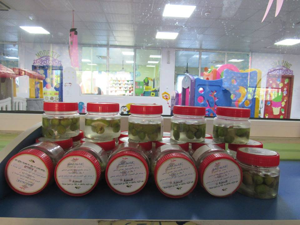 Olive Activity at Modern Systems Schools KG