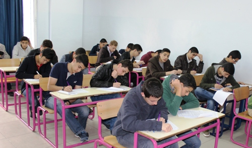 MSS annual scholarship test for the year of 2015 - 2016